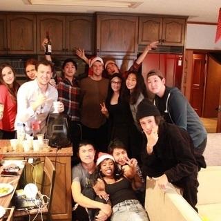 京都国際交流シェアハウス!!グローバルな友達を作りたい方☆