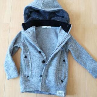 男の子110センチ ジャケット 秋冬用