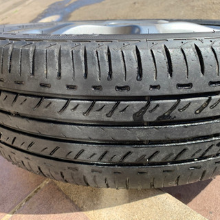 ホンダライフ タイヤホイル - 車のパーツ