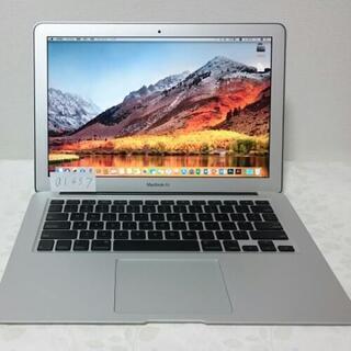 ★極 薄型★ サポート充実! アップル MacBook Air ...