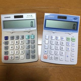 お取引決まりました_CASIO電卓2個セット