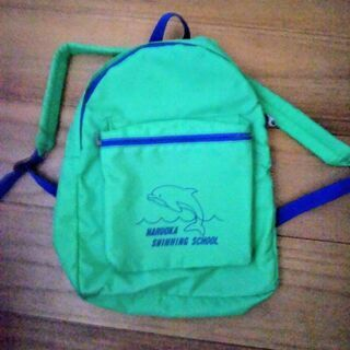MARUOKA SWIMMING SCHOOLスイミングバッグ