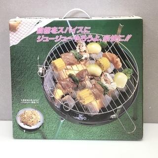 未使用品 バーべキューコンロ アウトドア キャンプ 焼肉