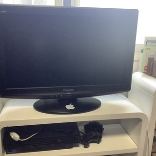 液晶テレビヴィエラ22型 PS2もオマケで付けます!4,0…