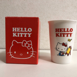 ●お取引完了● ティーフォーワン ポット カップ コップ ハローキティ − 熊本県