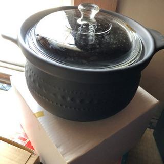【万能鍋】未使用長期保管品