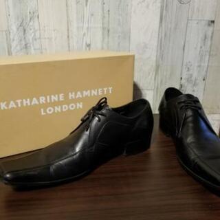 (泣く泣く出品)KATHARINE HAMNETT革靴👞