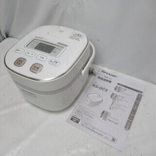 J1137/炊飯器/ジャー/ホワイト/3合炊き/一人暮らし/シャ...