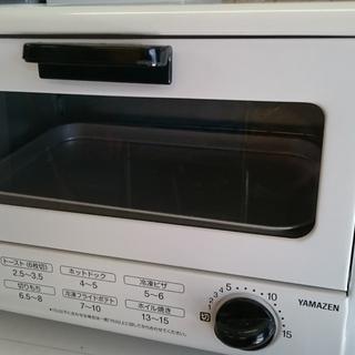 お買い得!!4点セット!!ハイアール JR-91J 2ドア冷凍冷蔵庫91L 2014年製・ハイアールJW-K33F全自動洗濯機3.3K 2013年製・シャープ RE-CE80KB 電子レンジ2011年製・山善 YTA-860 オーブントースター 2018年製 - 売ります・あげます