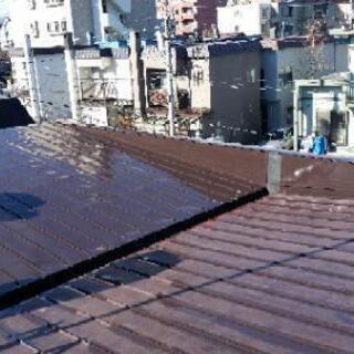 ★屋根の塗装★ 3回塗り90,000〜