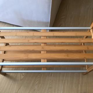 IKEA シューズラック 0円