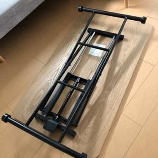 ガス圧昇降式テーブル − 石川県