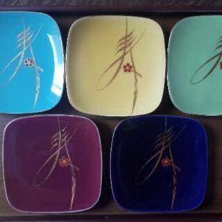 香蘭社 角皿