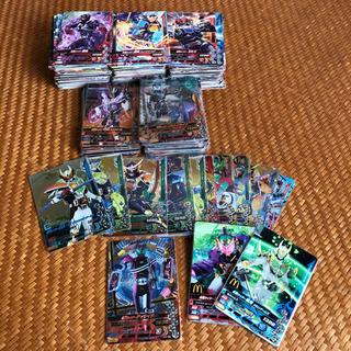 【お得!】ガンバライジングカード:合計259枚&ファイル2冊/仮...