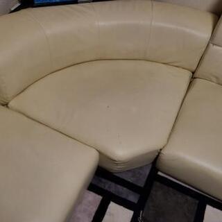 コーナーソファー - 家具