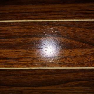 フローリングカーペット6畳260×350ウッドブラウン