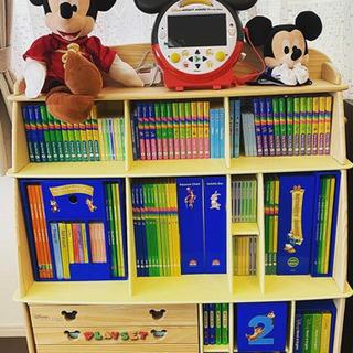 ディズニー おもちゃ収納 本棚