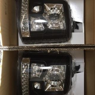 エブリ64w 64v ヘッドライト カスタムに!‼︎値下げしまし...