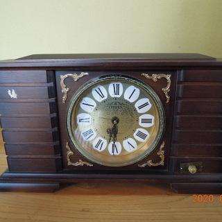 古い置時計