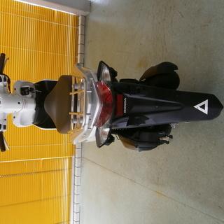 ホンダ Dio110 ワンオーナー パールホワイト 4467キロ