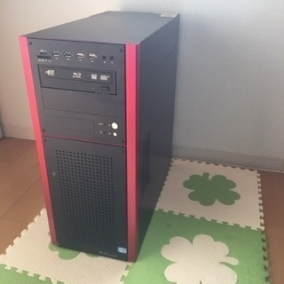 デスクトップPC-mouse computer-