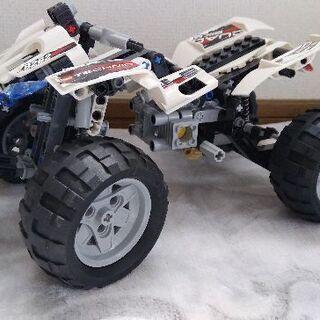レゴ ATV 完成品