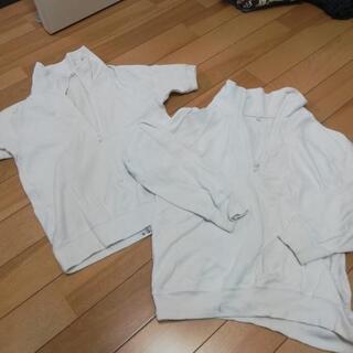 男児体操服2枚サイズ130の画像
