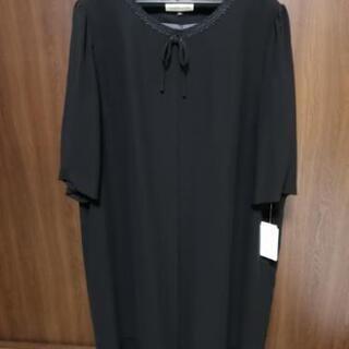 大きめサイズ礼服ワンピース21AR未使用