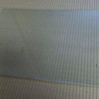 フロートガラス5㎜厚 550×370 DIYに