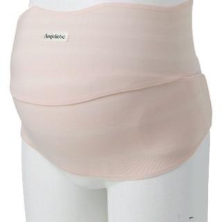 「値下げしました」美品✨妊婦帯・腹帯 (エンジェリーベ) Lサイズ
