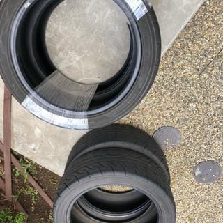 タイヤ4本 ネオバ カスタムサイズ