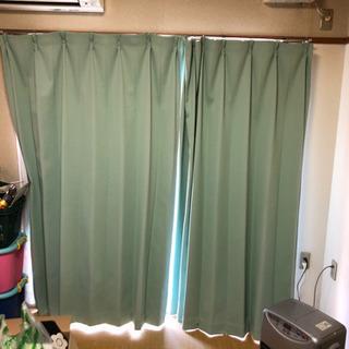 ニトリ 遮光一級カーテン 遮光レース付き