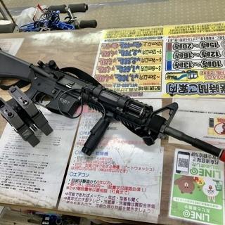 東京マルイ ナイツ M4 SR-16 電動ガン スタンダードタイプ