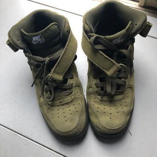 ナイキ AIR FORCE I