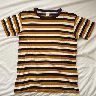 ボーダー Tシャツ/S