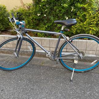 【お取引き中】クロスバイク アサヒサイクル レユニオン 自転車