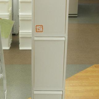 ゴミ箱 多段分別 5段 キャスター付き 幅17㎝ 西岡店