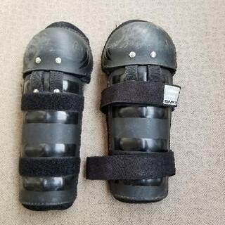【バイク・防具】Shiftの膝プロテクター(2個1組)