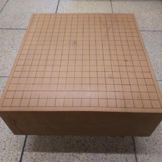 碁盤 囲碁 足つき