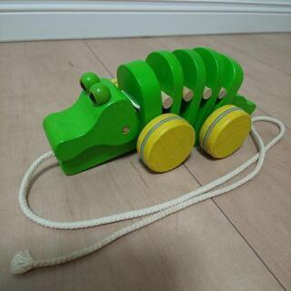 可愛い青虫とワニの知育玩具セット − 神奈川県