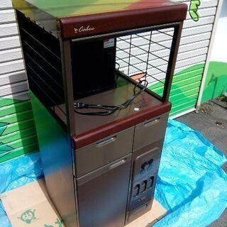 ブラウン エムケーキッチン収納庫 CK-7011