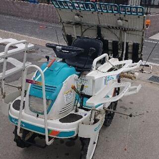 田植機 クボタ SPJ400 4条 軽トラ積込可能