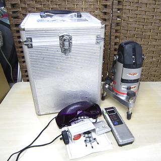 TAJIMA レーザー墨出し器 AL-TYE3J オートレーザー...