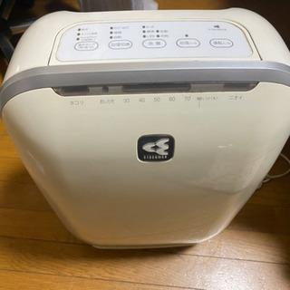 加湿空気清浄機(花粉機能付き)
