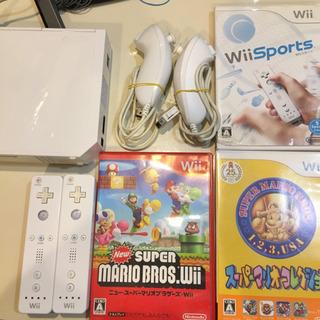 Wiiマリオセット