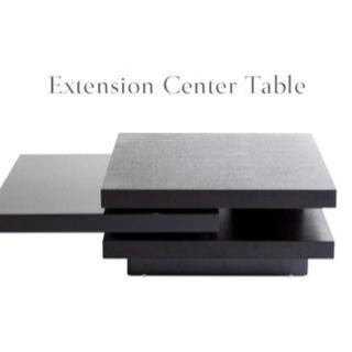 イノベーションライフ ローテーブル エクステンション 高級