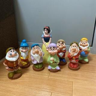 最終値下げディズニー白雪姫7人の小人