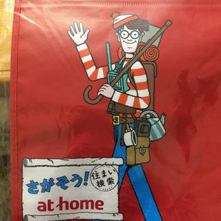 500→200円値下げ‼️非売品‼️ウォーリーを探せ、トートバッグ