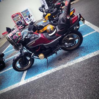 #単車 #旧車 #バイク #400cc #GPZ400F
