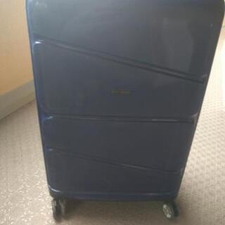 1年半前購入 ニトリスーツケース 75L